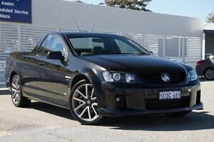 2009 Holden Ute Black Manual Utility Maddington Gosnells Area Preview