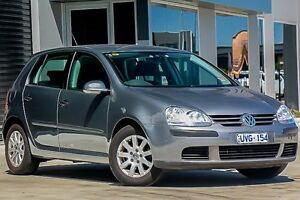 2007 Volkswagen Golf V MY07 Trendline Tiptronic Grey 6 Speed Sports Automatic Hatchback Pakenham Cardinia Area Preview