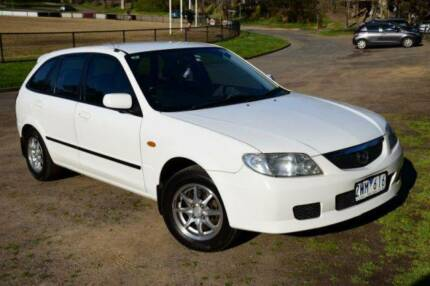 2003 Mazda 323 Hatchback LOW KM'S