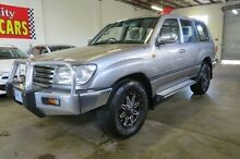 2004 Toyota Landcruiser  Gold Automatic Wagon Fyshwick South Canberra Preview