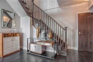 1900 Sqft 3 Bedroom Suite Penthouse W/ 2 Balcony
