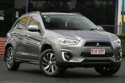 2014 Mitsubishi ASX XB MY15 LS 2WD Grey 6 Speed Constant Variable Wagon Woodridge Logan Area Preview