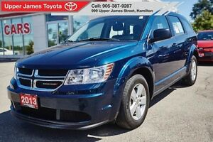 2013 Dodge Journey Canadian Value Pkg