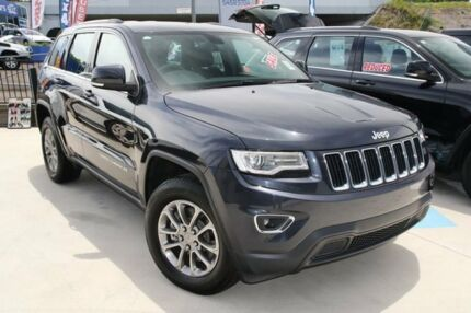 2015 Jeep Grand Cherokee WK MY15 Laredo Steel 8 Speed Sports Automatic Wagon