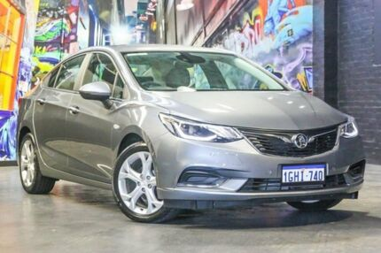 2017 Holden Astra BL MY17 LT Grey 6 Speed Sports Automatic Sedan