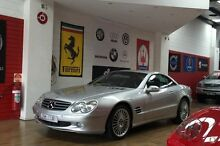 2002 Mercedes-Benz SL500  Silver Automatic Hatchback Dandenong Greater Dandenong Preview