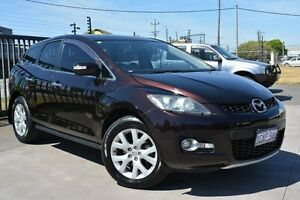 2008 Mazda CX-7 ER Luxury (4x4) Radiant Ebony 6 Speed Auto Activematic Wagon Welshpool Canning Area Preview
