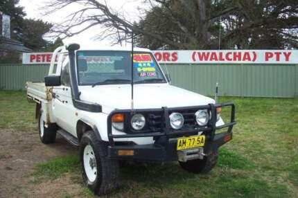 2004 Toyota LandCruiser Ute Walcha Walcha Area Preview