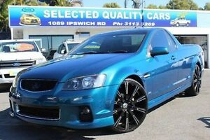 2012 Holden Ute VE II MY12.5 SV6 Z Series Green 6 Speed Sports Automatic Utility Yeerongpilly Brisbane South West Preview