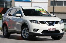 2015 Nissan X-Trail T32 ST-L X-tronic 2WD White 7 Speed Constant Variable Wagon Windsor Brisbane North East Preview
