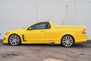 2012 Holden Special Vehicles Maloo E Series 3 MY12.5 Yellow 6 Speed Sports Automatic Utility Myaree Melville Area Preview