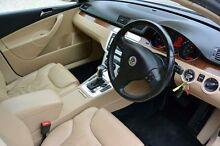 2008 Volkswagen Passat Type 3C MY08 TDI Gold Auto Dual Clutch Sedan Upper Ferntree Gully Knox Area Preview