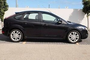 2010 Ford Focus LV Zetec Black 5 Speed Manual Hatchback Wangara Wanneroo Area Preview
