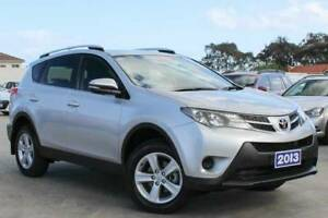From $90 per week on finance* 2013 Toyota RAV4 Wagon Coburg Moreland Area Preview