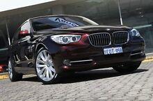 2013 BMW 530D  Burgundy Sports Automatic Hatchback St James Victoria Park Area Preview