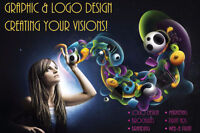 Your 1 Stop Solution for Graphic & Logo Design - Affordable