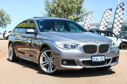 2014 BMW 530D F07 LCI M Sport Gran Turismo Steptronic Grey 8 Speed Sports Automatic Hatchback East Rockingham Rockingham Area Preview