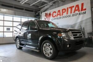 2014 Ford Expedition Limited | GPS Nav | Sunroof | Power Liftgat