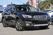 2017 Subaru Outback B6A MY17 2.5i CVT AWD Premium Black 6 Speed Constant Variable Wagon Burpengary Caboolture Area Preview