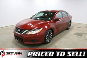 2016 Nissan Altima 2.5 SL Accident Free,  Leather,  Heated Seats