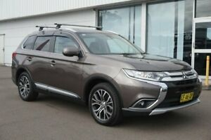 2015 Mitsubishi Outlander ZK MY16 XLS 4WD Bronze 6 Speed Sports Automatic Wagon Cardiff Lake Macquarie Area Preview