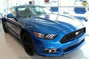 2016 Ford Mustang FM MY17 Lightning Blue 6 Speed Manual Fastback Yeerongpilly Brisbane South West Preview