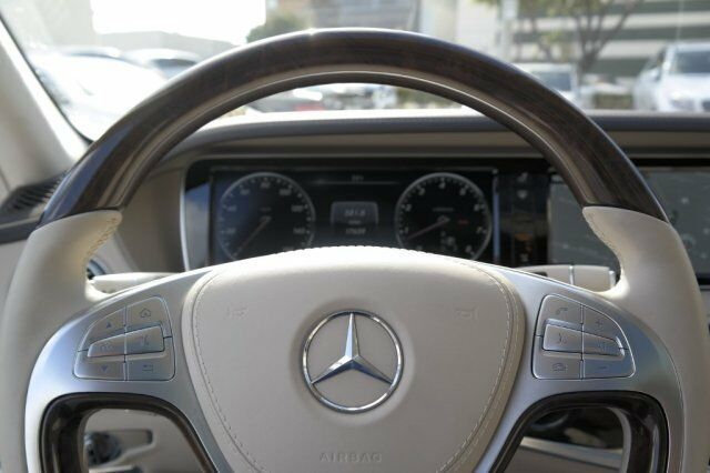 Image 6 Voiture American used Mercedes-Benz S-Class 2017
