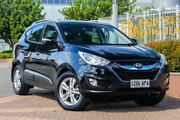 2011 Hyundai ix35 LM MY11 Elite AWD Black 6 Speed Sports Automatic Wagon Wayville Unley Area Preview