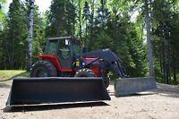 Tracteur MF 690 4X4