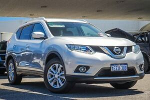 2016 Nissan X-Trail T32 ST-L X-tronic 2WD Silver 7 Speed Constant Variable Wagon Osborne Park Stirling Area Preview