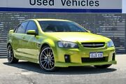 2007 Holden Commodore VE SS V Green 6 Speed Sports Automatic Sedan Maddington Gosnells Area Preview