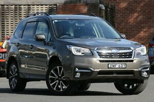 2017 Subaru Forester MY17 2.5I-S Bronze Continuous Variable Wagon Zetland Inner Sydney Preview