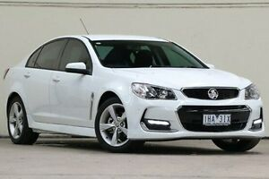 2016 Holden Commodore White Sports Automatic Sedan Vermont Whitehorse Area Preview