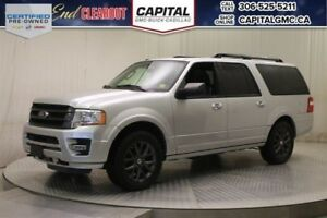 2017 Ford Expedition Max Limited 4WD*Leather*Sunroof*