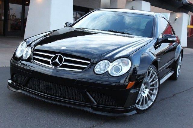 Beliebte Baureihe mit Stern: Mercedes CLK