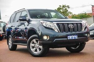 2013 Toyota Landcruiser Prado KDJ150R MY14 GXL Metal Storm 5 Speed Sports Automatic Wagon Westminster Stirling Area Preview