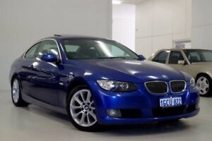 2008 BMW 325I E92 MY08 Steptronic Blue 6 Speed Sports Automatic Coupe Myaree Melville Area Preview