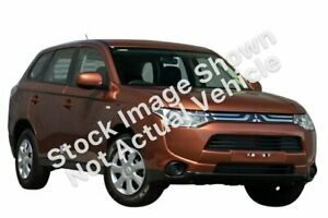 2012 Mitsubishi Outlander ZJ MY13 ES 2WD Blue 6 Speed Constant Variable Wagon Osborne Park Stirling Area Preview