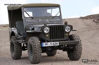 Looking for Jeep Willys parts