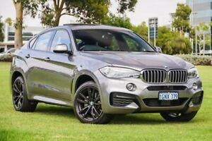 2018 BMW X6 F16 xDrive40d Coupe Steptronic Space Grey 8 Speed Sports Automatic Wagon