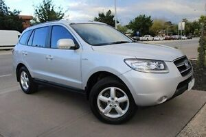 2009 Hyundai Santa Fe CM MY09 SLX Silver 5 Speed Sports Automatic Wagon Berwick Casey Area Preview