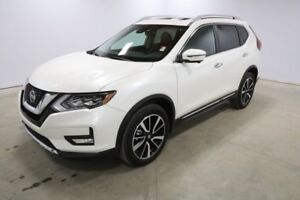 2018 Nissan Rogue AWD SL CVT Heated Seats, Nav, Pro Pilot Assist