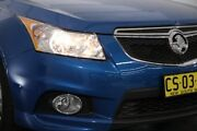 2013 Holden Cruze JH Series II MY14 SRi-V Blue 6 Speed Sports Automatic Sedan Maryville Newcastle Area Preview