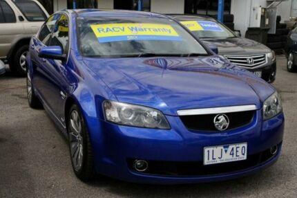 2006 Holden Calais VE Blue 6 Speed Sports Automatic Sedan Ringwood East Maroondah Area Preview