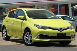 2015 Toyota Corolla ZRE182R Ascent Sport Citrus 6 Speed Manual Hatchback Woolloongabba Brisbane South West Preview