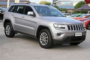 2014 Jeep Grand Cherokee WK MY2014 Laredo 4x2 Silver 8 Speed Sports Automatic Wagon