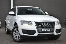 2012 Audi Q5 8R MY12 TDI S tronic quattro 7 Speed Sports Automatic Dual Clutch Wagon Burwood Whitehorse Area Preview