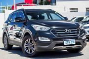 2015 Hyundai Santa Fe DM2 MY15 Active Black 6 Speed Sports Automatic Wagon Myaree Melville Area Preview