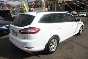 2012 Ford Mondeo LX TDCI MC White 6 Speed Kingsville Maribyrnong Area Preview