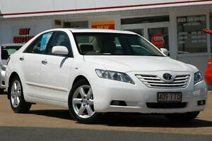 2008 Toyota Camry ACV40R Grande White 5 Speed Automatic Sedan Woolloongabba Brisbane South West Preview